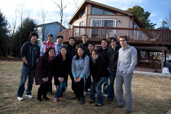 English Retreat 2012